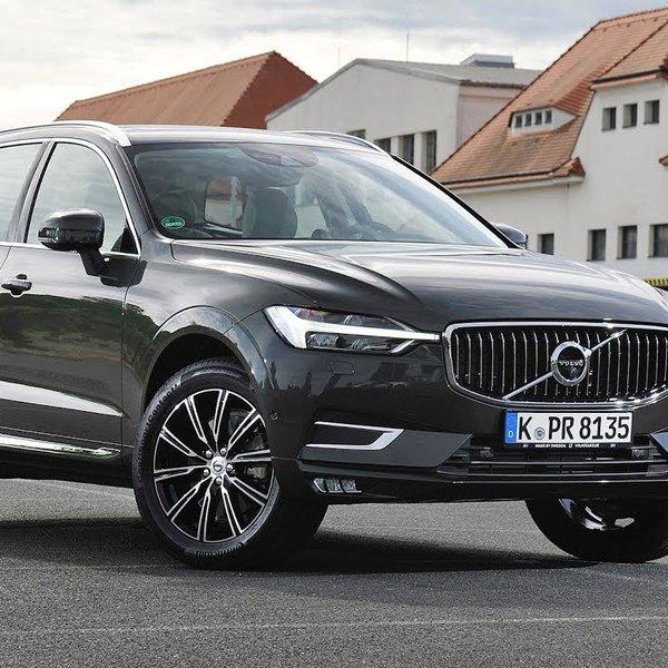 Cars with Jacob:  Volvo xc60.
