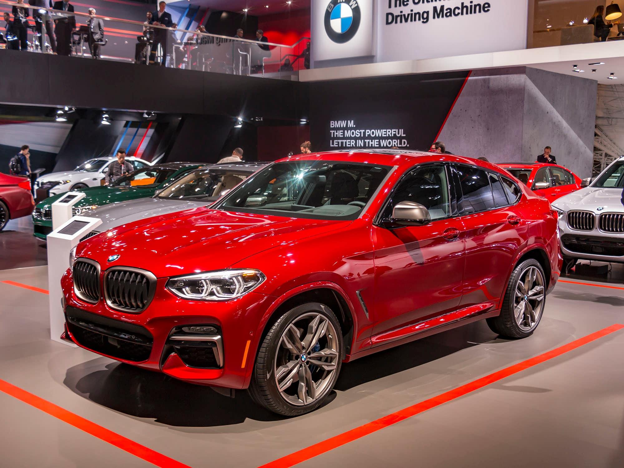 Car Talk with Jacob: BMW X4 M40i.