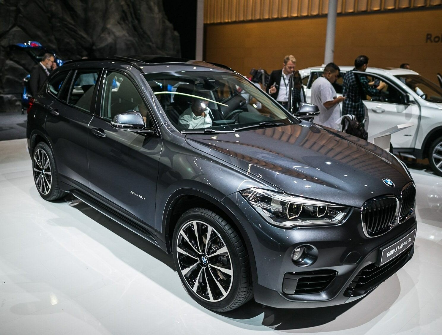 Car Talk : BMW X1