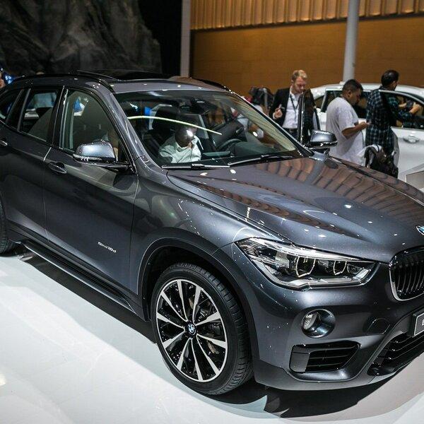 Car Talk : BMW X1
