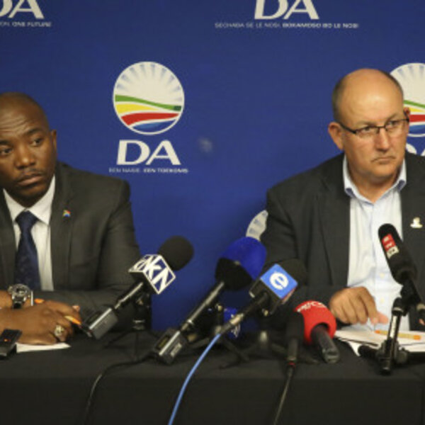 DA Federal Chairperson Elections