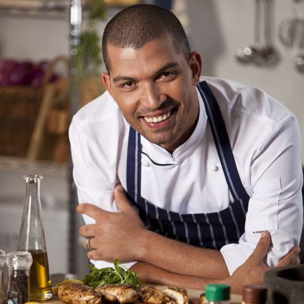 Reuben Riffel shares his insights about succeeding in the culinary industry