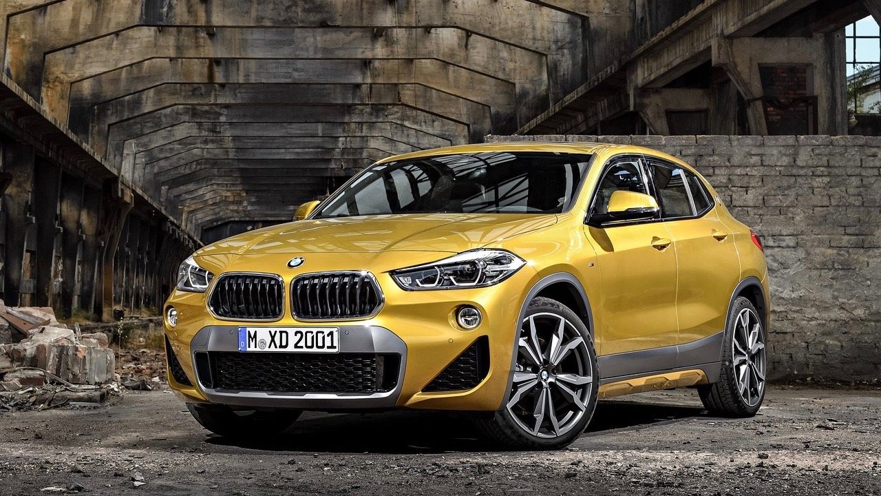 Cars talk Feature: Reviewing the BMW X2