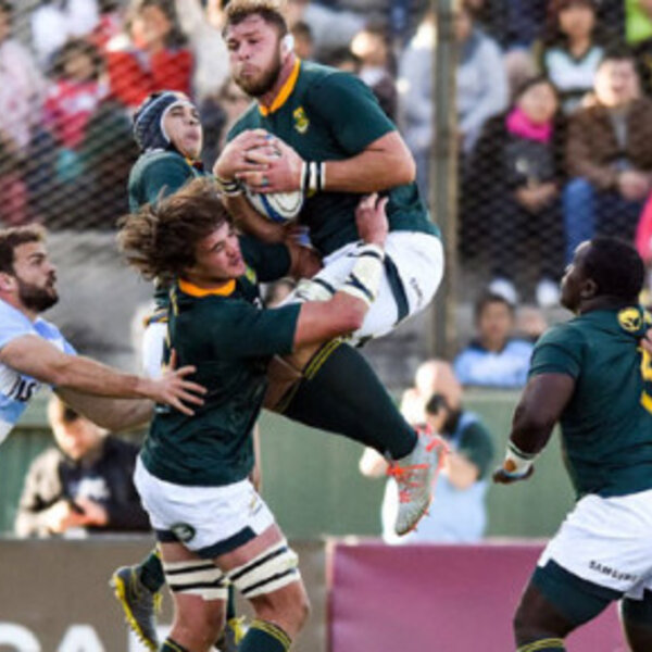 Weekend Sports: Springboks take on Argentina