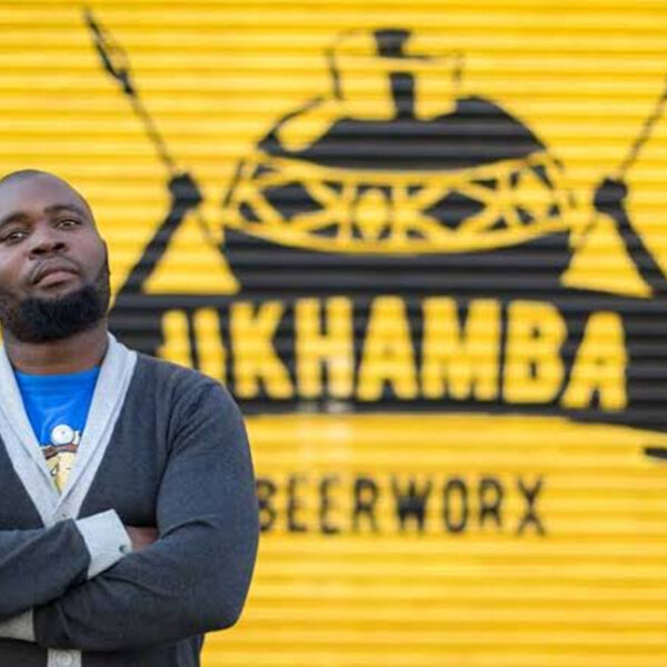 Lethu Tshabangu on co-founding Ukhamba Beerworx & African craft beer trends