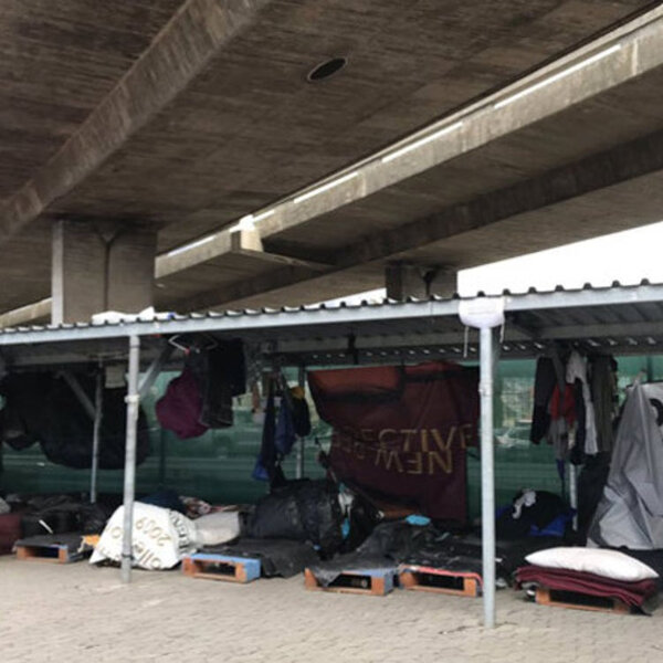 Zahid Badroodien: City's response to homelesss and people living in their cars during lockdown.