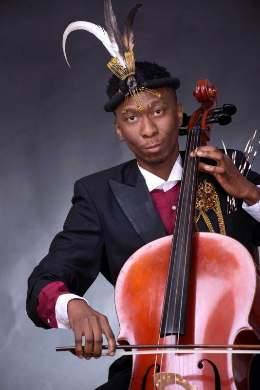 Thokozani Mhlambi : Cellist