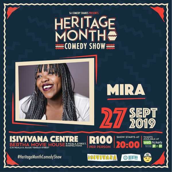 Heritage Comedy Festival