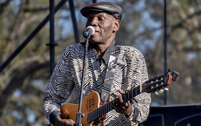 Oliver Mtukudzi , the man & his music