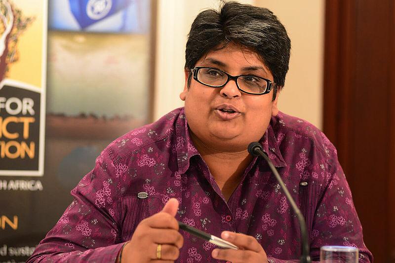 Sanusha Naidu