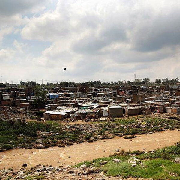 How to tackle Covid-19 in informal settlements