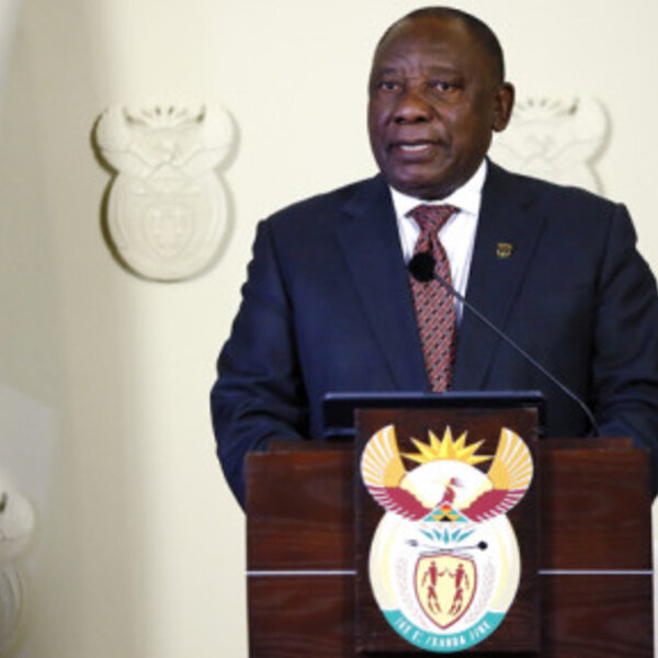 Ramaphosa BOSASA briefing