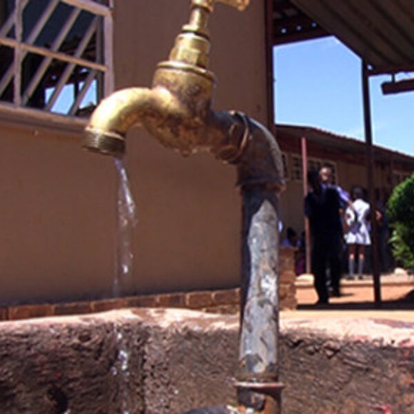 Cape Town water supply