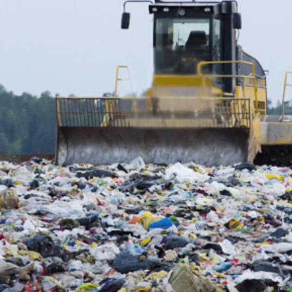 Reducing the size of Cape Town's landfills through recycling