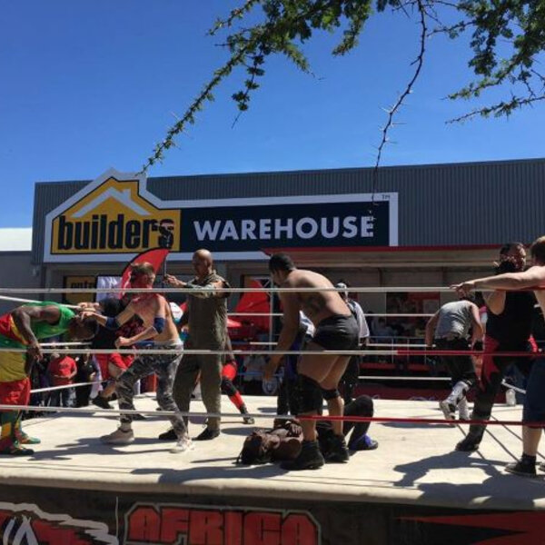 Cape Town Wrestling