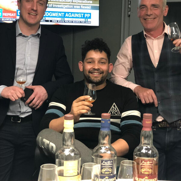 Whisky Master Class