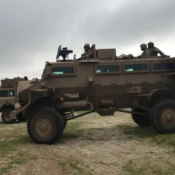 SANDF in Manenberg