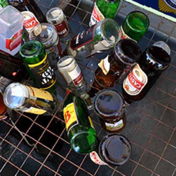 How the black market is flourishing during the lockdown - several bottle stores looted over the last week. Are shop owners considering moving their stock?