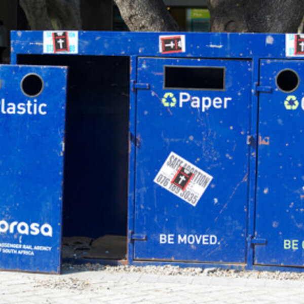 The Business of Recycling