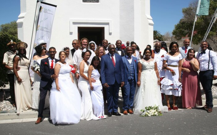 Robben Island weddings