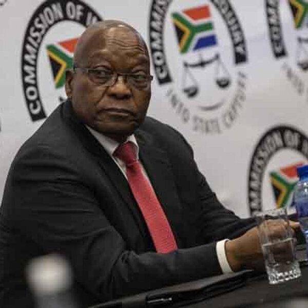 Zuma @ Zondo