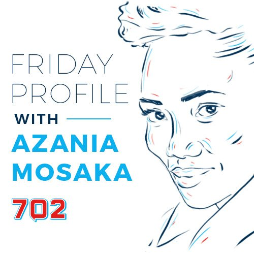 Friday Profile - Zoe Modiga