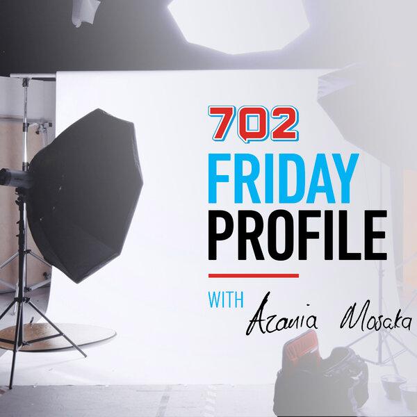 Friday Profile - Schalk Bezuidenhout
