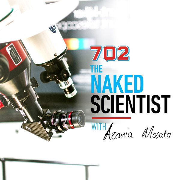 The naked scientist.