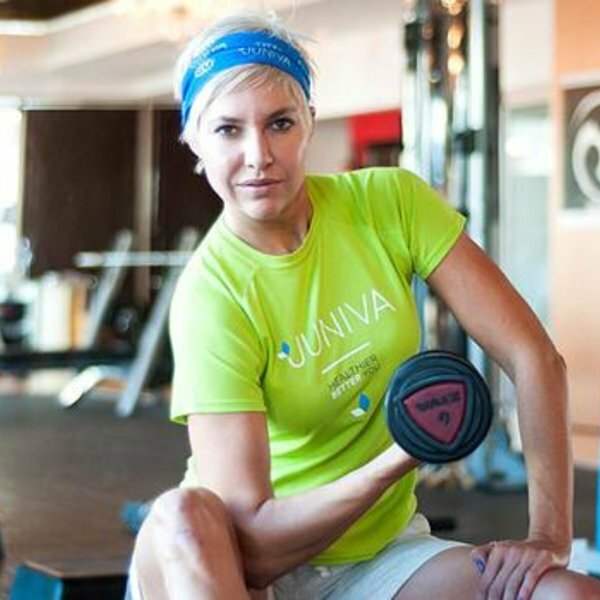 Fitness Friday's with Liezel V