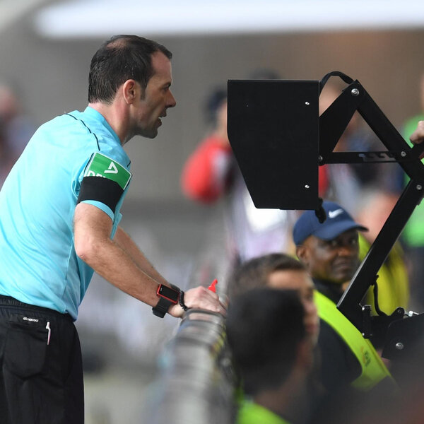 Is VAR helping or hindering football?