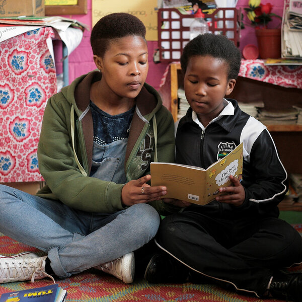 Shine Literacy Hour Programme being piloted in Western Cape schools