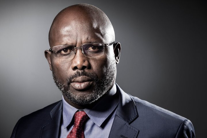George Weah has scored an own goal with Liberia's economic decline