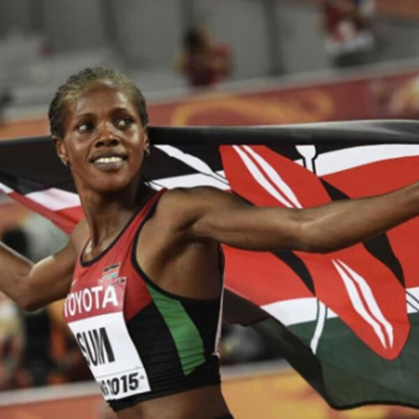 How to Run Like a Kenyan Athlete