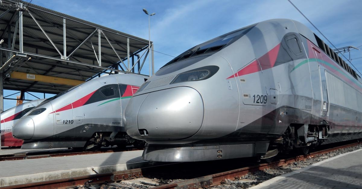 Morocco inaugurates Africa's fastest train