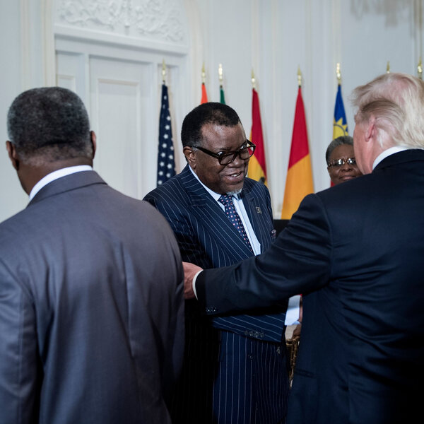 The Africa Report: US President Donald Trump considering slapping a travel ban on four more African countries