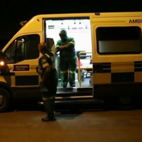 The life of a paramedic