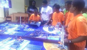 The man behind the Ghana robotic academy foundation
