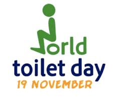 November 19 is World Toilet Day