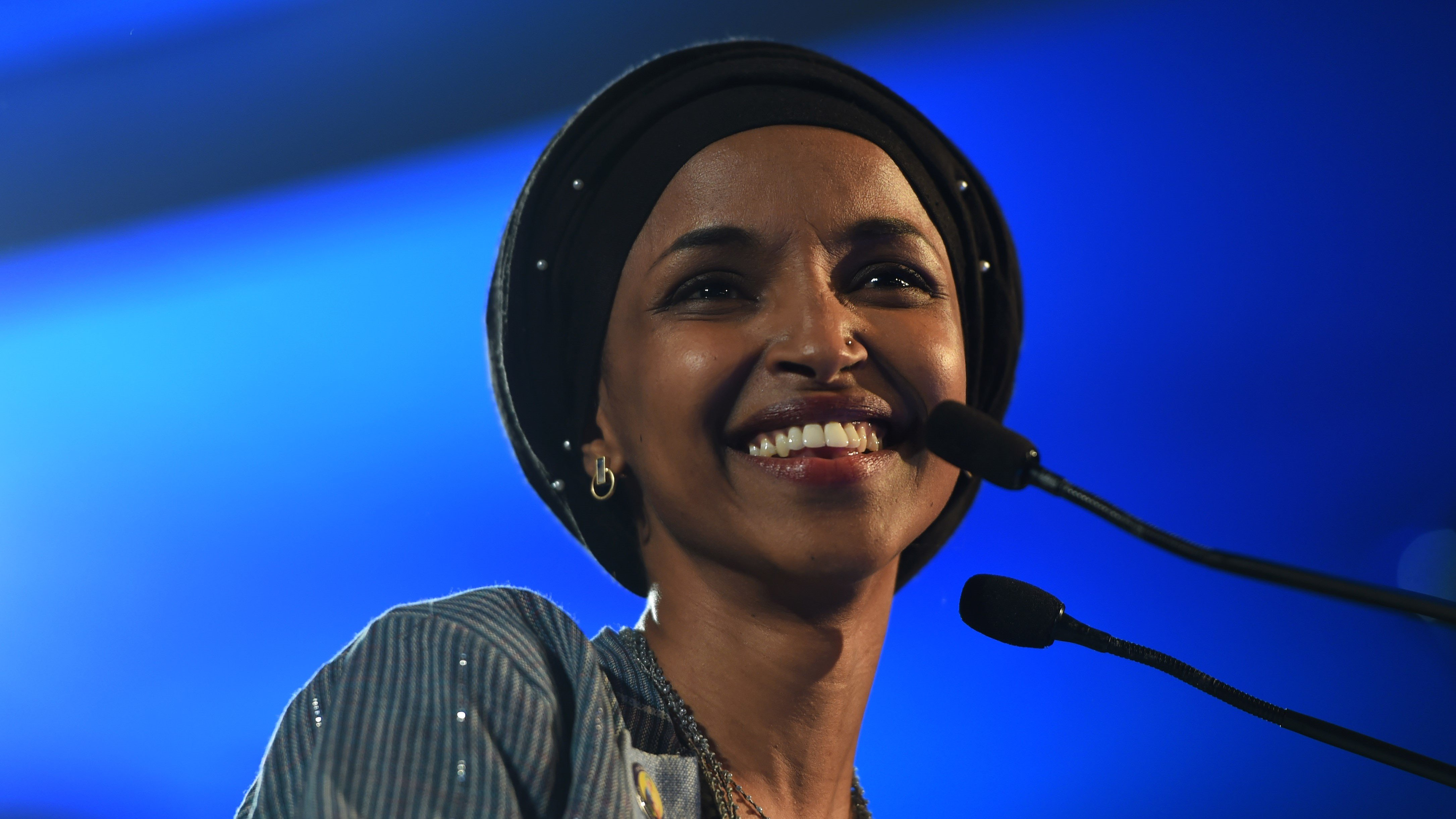 Ilhan Omar first Somali-American elected to congress