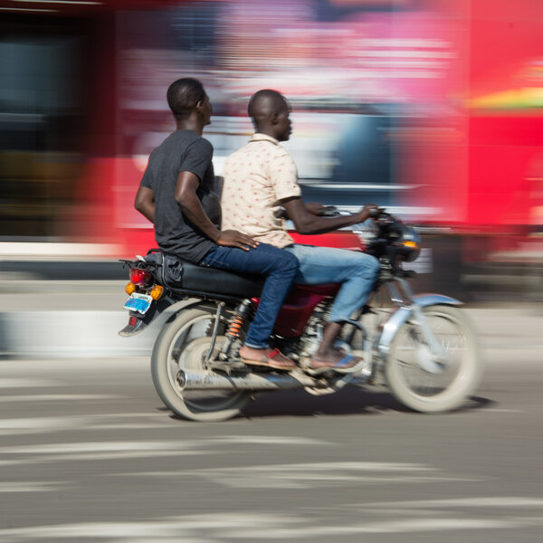 Lagos – a chaotic city of 20 million - bans 'scary, menacing' motorcycle taxis