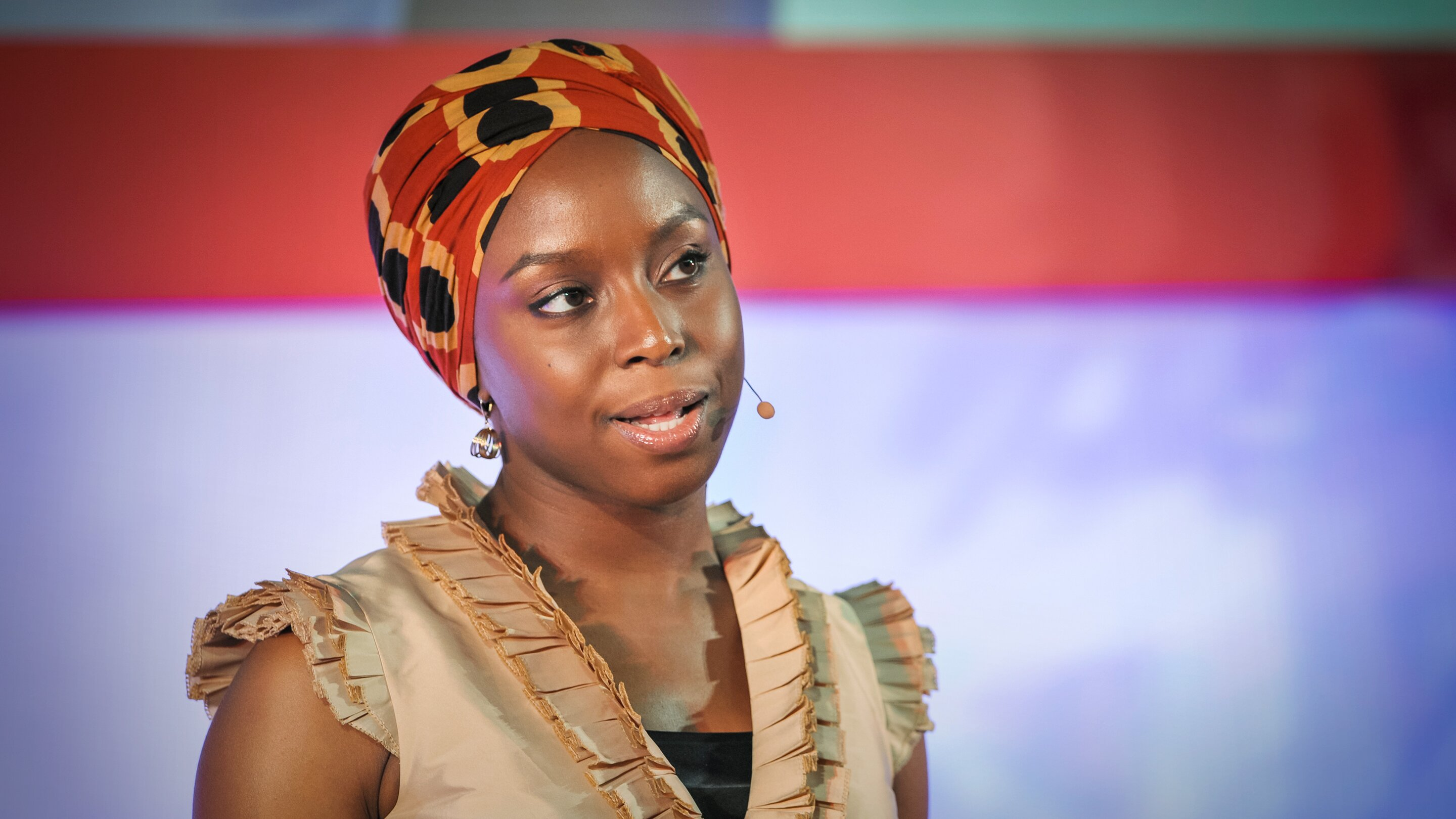 Chimamanda Adichie is such an important African figure
