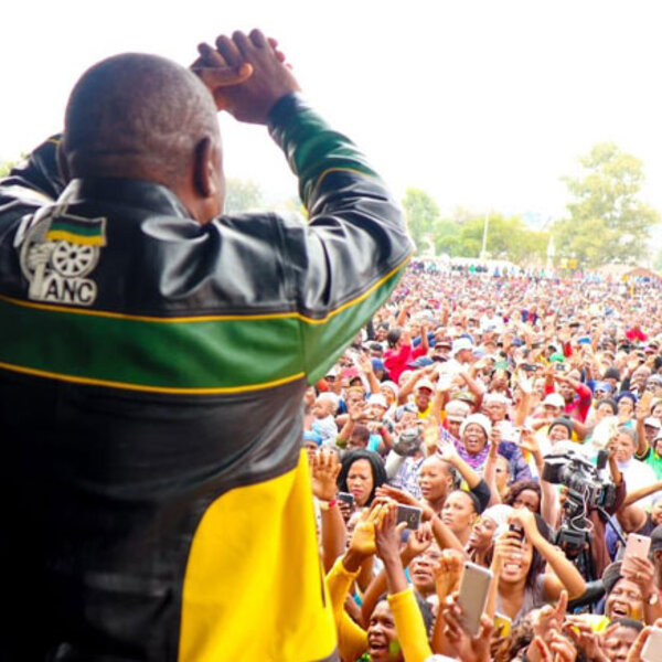 Road to Elections: The ANC has all their eggs in the Ramaphosa basket