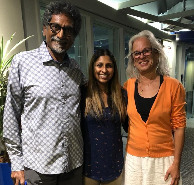 Remarkable Love: The Jay Naidoo and Lucie Pagé Love story