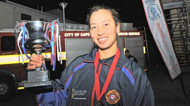 South African Doing Great Things - Baigum Abrahams