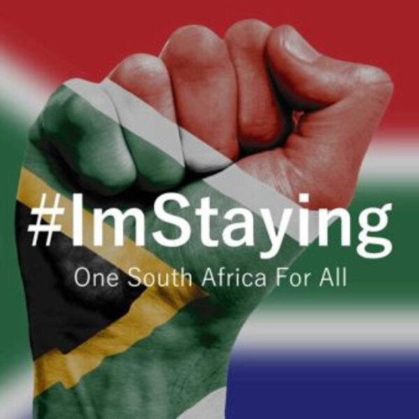 Digital Feature: #ImStaying – Building SA moral is all about