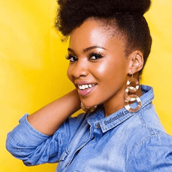 Award Winning Actress and Business woman Mapaseka Koetle