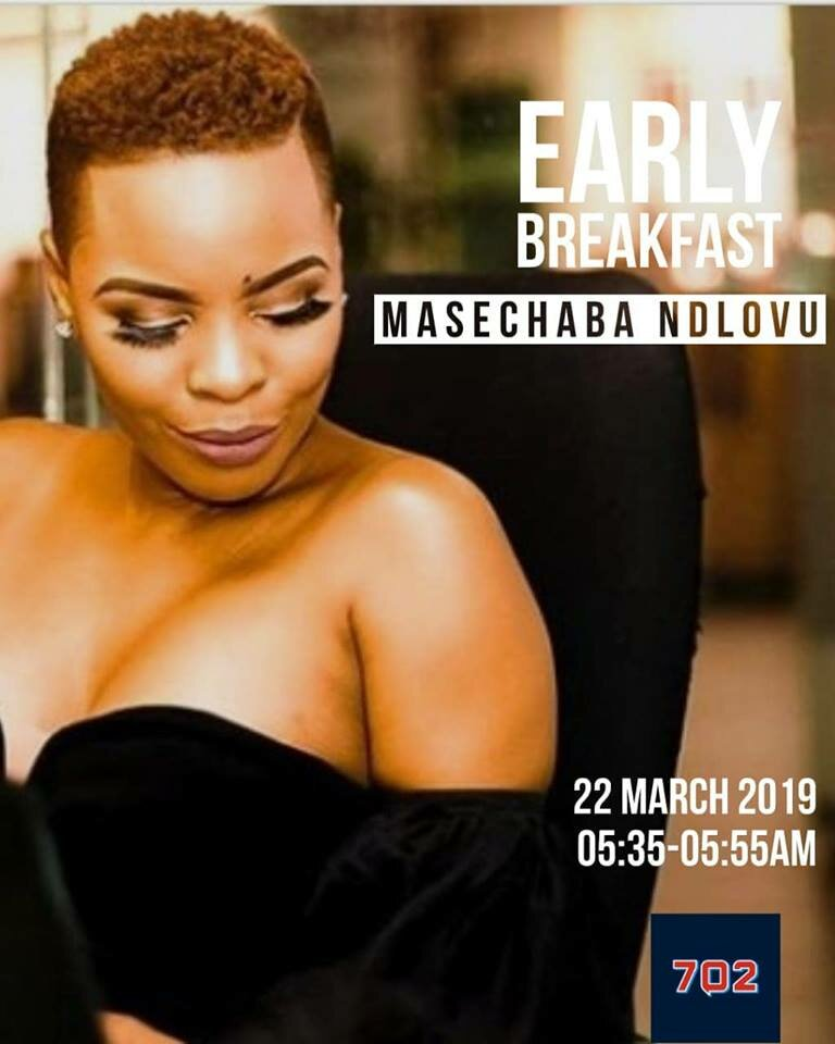 Radio personality Masechaba Ndlovu tells us all about her humble beginnings to now being one of the most popular radio personalities in SA