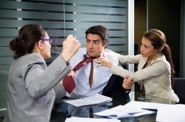 Can conflict at work cause psychological implications