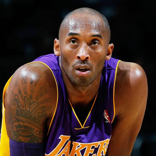 Kobe Bryant Basketball legend dies in helicopter crash