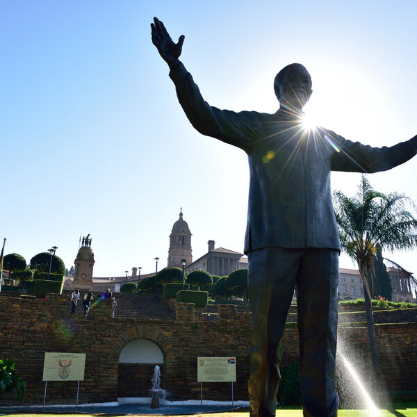 Madiba's journey app